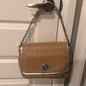 Tory Burch Straw Handbag - Shoulder Length